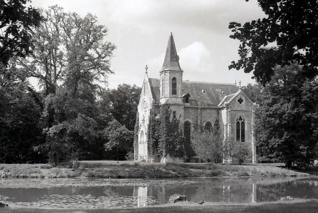 Chapelle du château de la Ferté St-Aubin