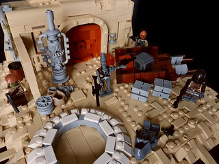 Star Wars THE MANDALORIAN - Outpost on Arvala-7 | by KevFett2011