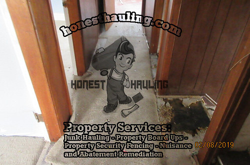 cleveland cleaning foreclosed homes