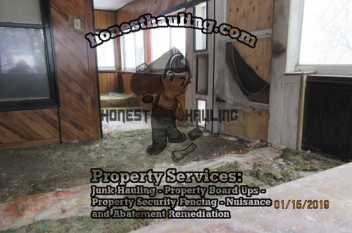 cleveland property clean out jobs