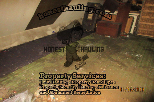 cleveland residential construction debris removal