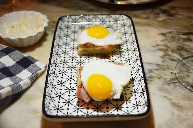 Quail egg petisco, 490 Taberna STB, Setúbal