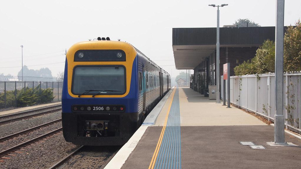 Xplorer at Canberra by class400railcar