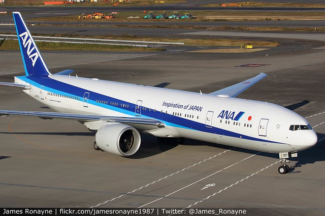 JA797A | Boeing 777-381ER | All Nippon Airways