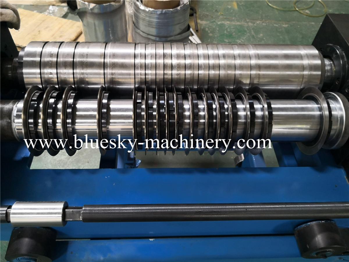 Aluminium Slitting Machine