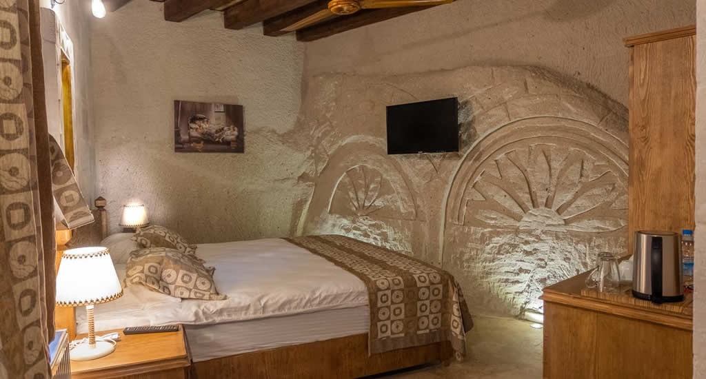 Hotel in Cappadocië: Grand Elite Cave Suites | Mooistestedentrips.nl