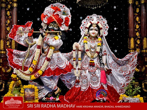 Hare Krishna Temple Ahmedabad Deity Darshan 14 Dec 2019