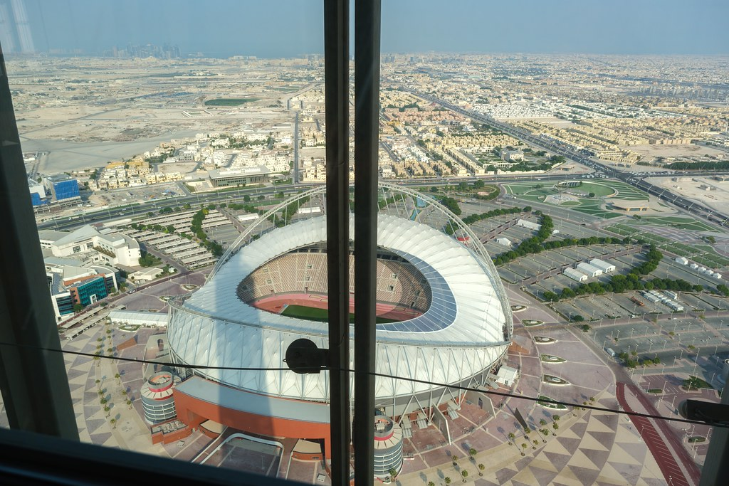 Khalifa International Stadium, Doha, 20191029