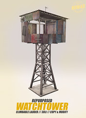 NOMAD // Repurposed Watchtower