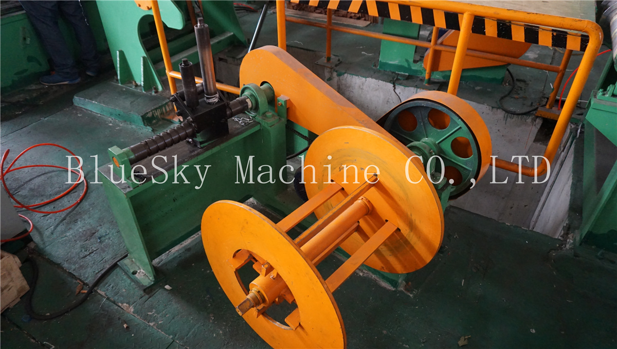 ss slitting machine side guide
