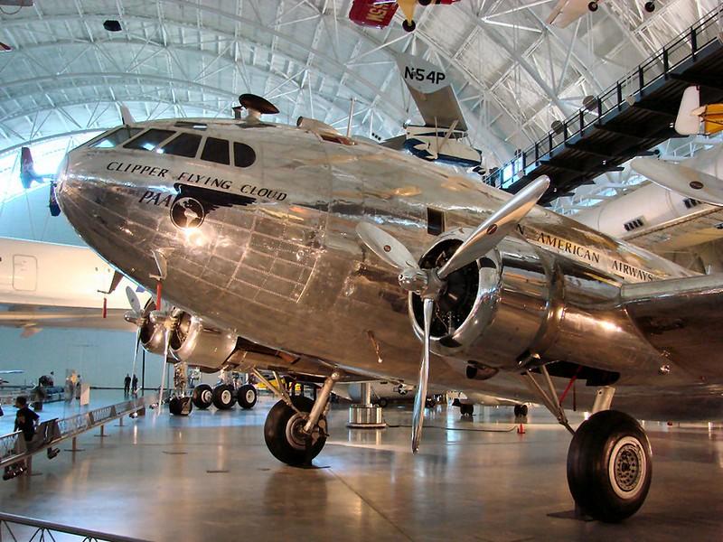 Boeing Model 307 Stratoliner 5