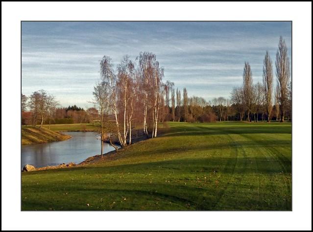 Rottal - Golfplatz Sagmühle, Winterruhe
