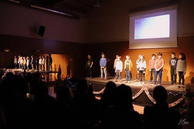 Alpens, Festa Nadal Escola La Forja