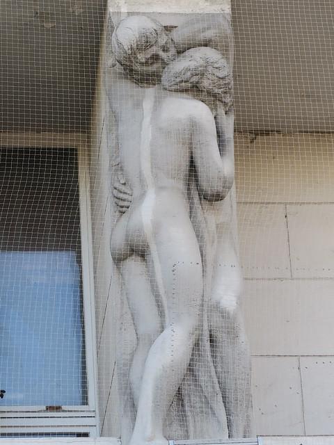 Neues Schauspielhaus, Nouveau théâtre (1907) - Nollendorfplatz, Berlin