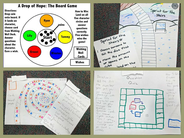 Book Board Game Design