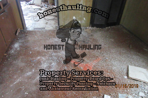 cleveland construction dirt removal
