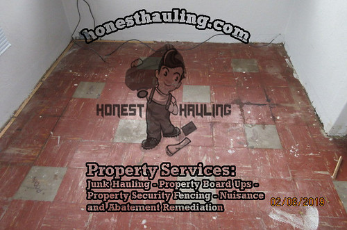 bank foreclosure cleanup cleveland