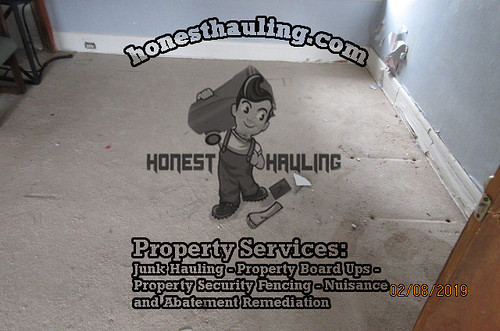 clean out foreclosed homes cleveland