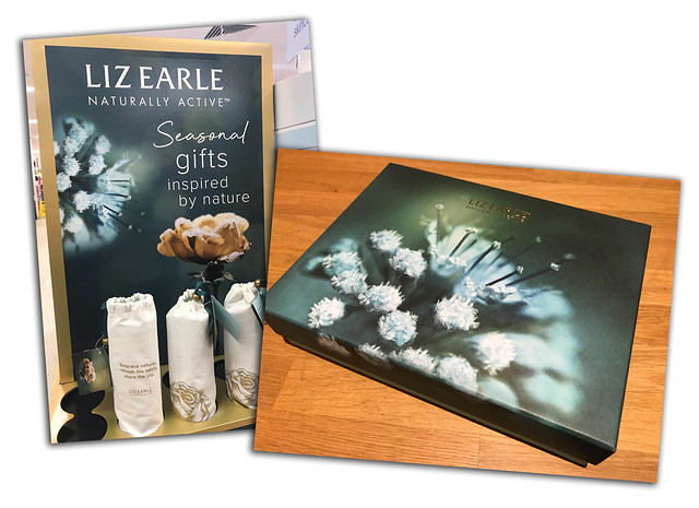 Liz Earle Christmas Gift Collection - In store