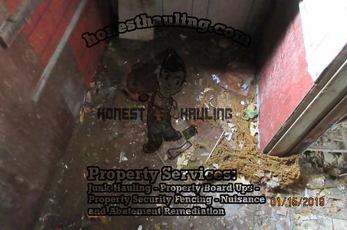 construction trash removal cleveland