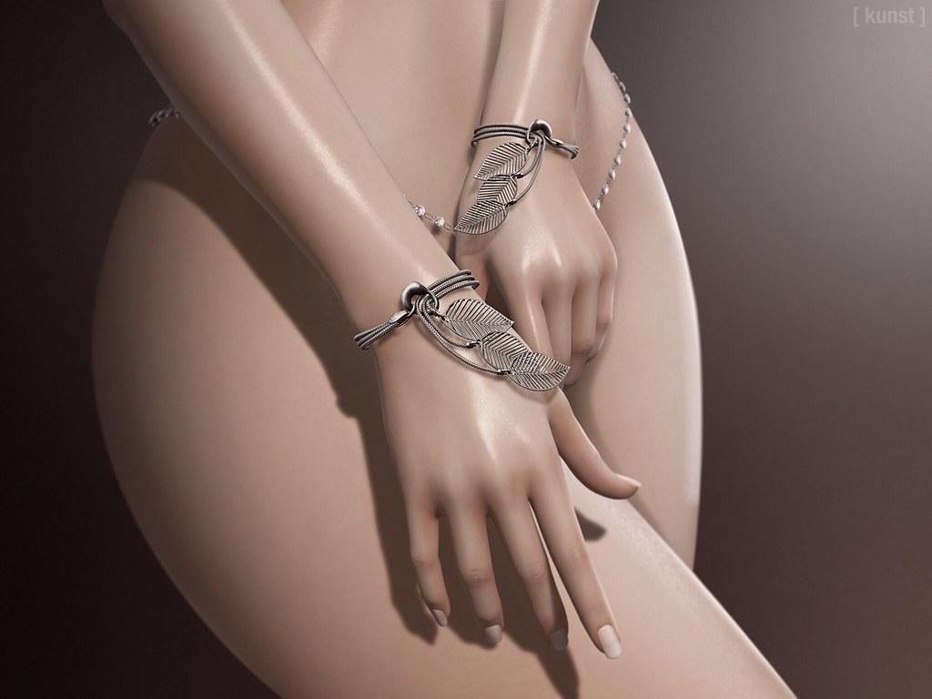 [ kunst ] – Olivia Handpiece