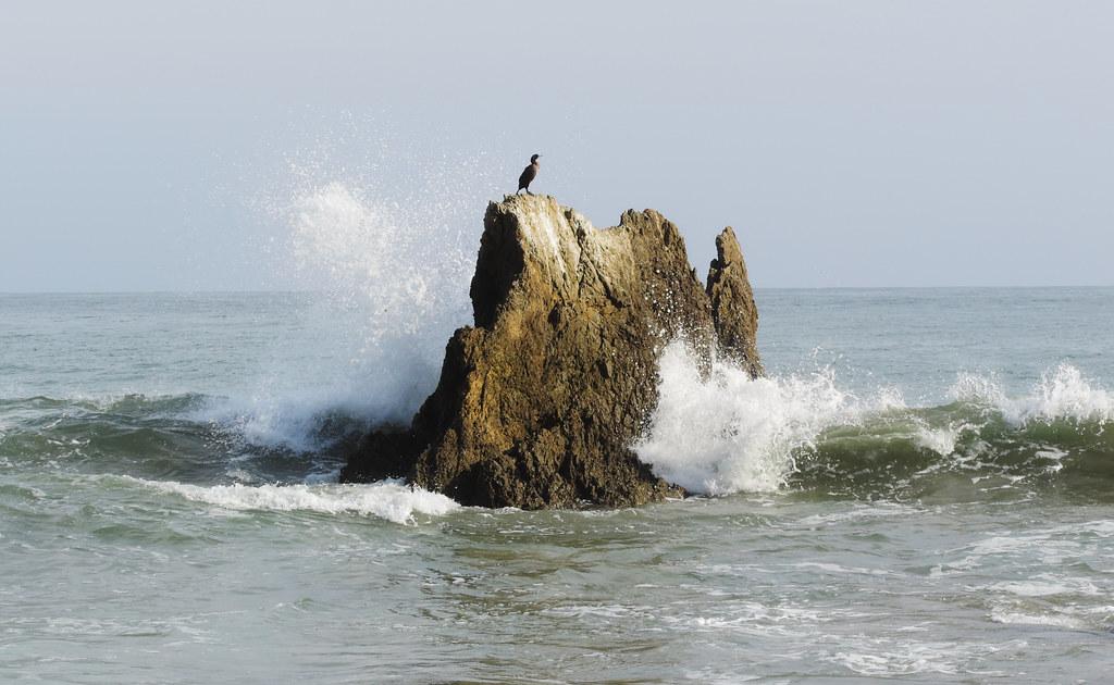 El Matador Beach, California, USA