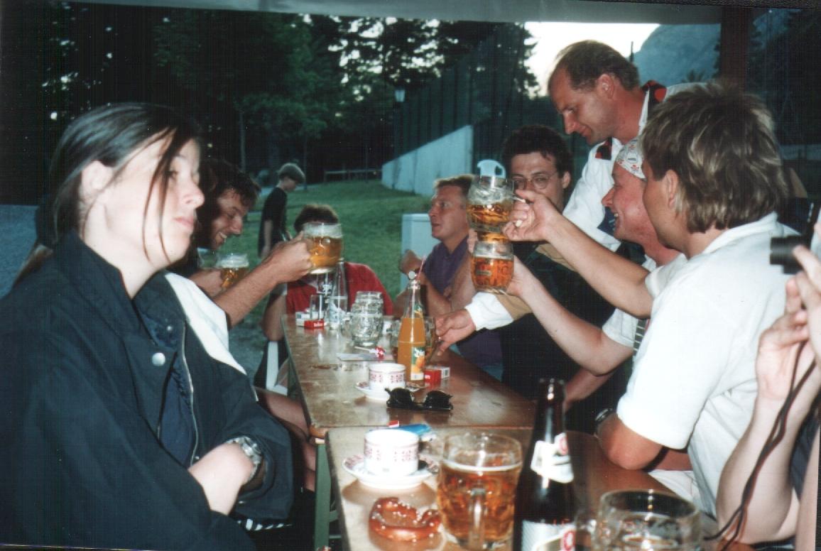 Aufstieg 1996