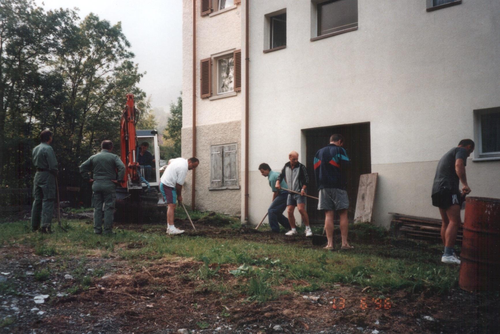 Telefongraben 1996