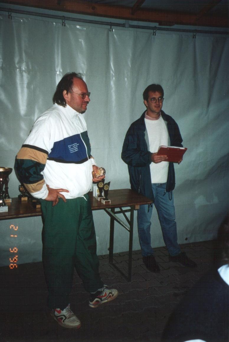 Vereinsmeisterschaft 1996