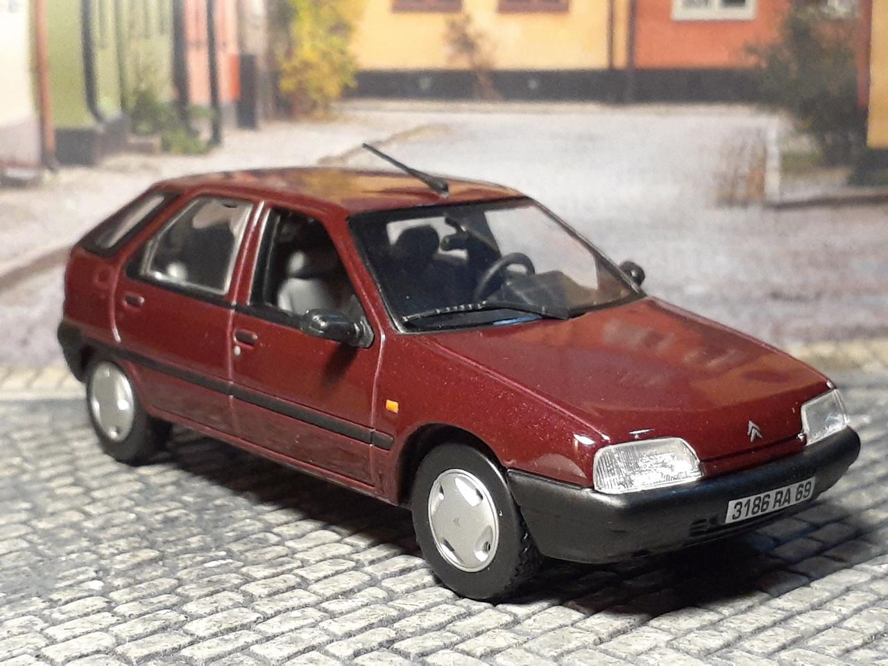 Citroën ZX - 1991