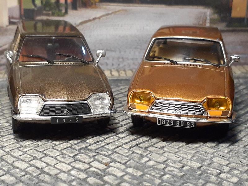 Citroën GS - 1971