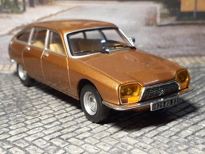 Citroën GS – 1971