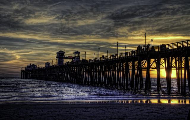 Pier Sunset 24-2-25-19