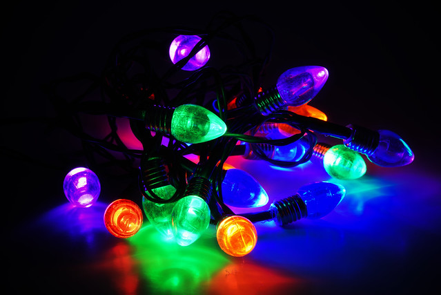 The Tangled Lights Blues.