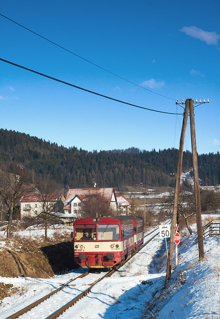 ČD 810.506-6, Os 13264, Nový Hrozenkov, 282