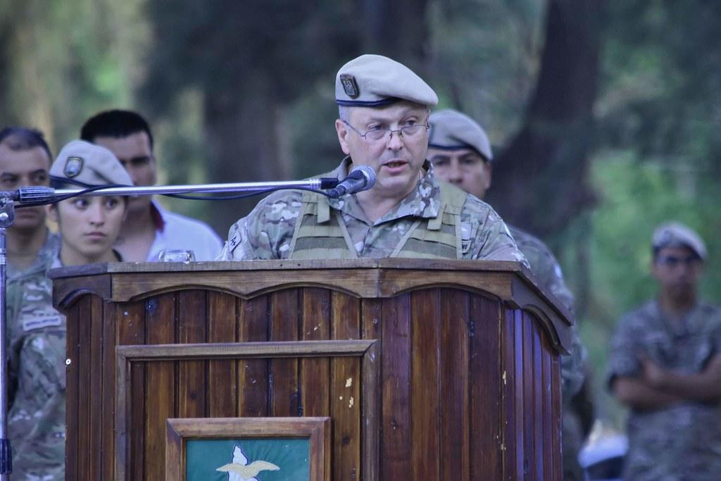 2019-12-14 GOBIERNO: Posesión del Cargo al nuevo  del Jefe del Regimiento