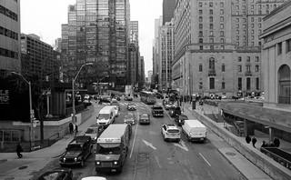 York St. Rush Hour