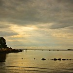 1. September 2018 - 8:20 - Long Island Sound Dusk Painting09012018