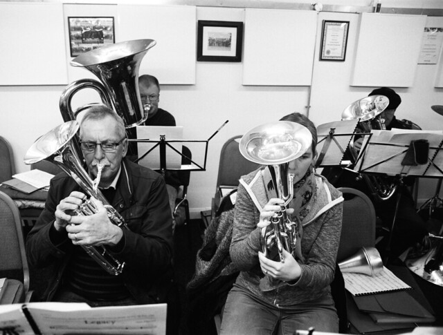 16a Knottingley Silver Band B