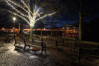 The Bandstand - Festive Evening