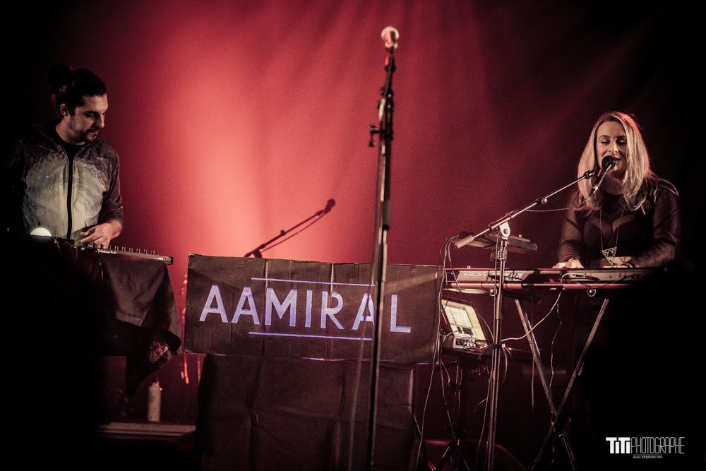 Aamiral – La Belle Electrique – 13/12/2019