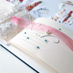 embellishing pages