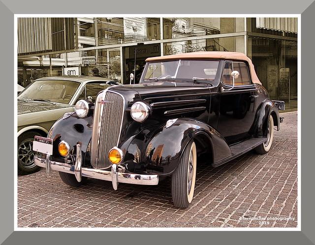 Chevrolet Master Deluxe, 1936
