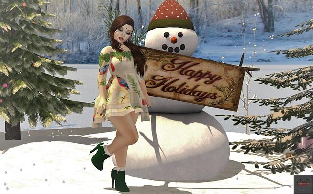 Happy Holidays! ~ Charmed @ Twe12ve!!!