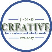 jmd CREATIVE logo