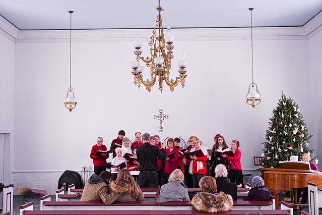 The Choir At Heritage Hill in Green Bay, Wisconsin