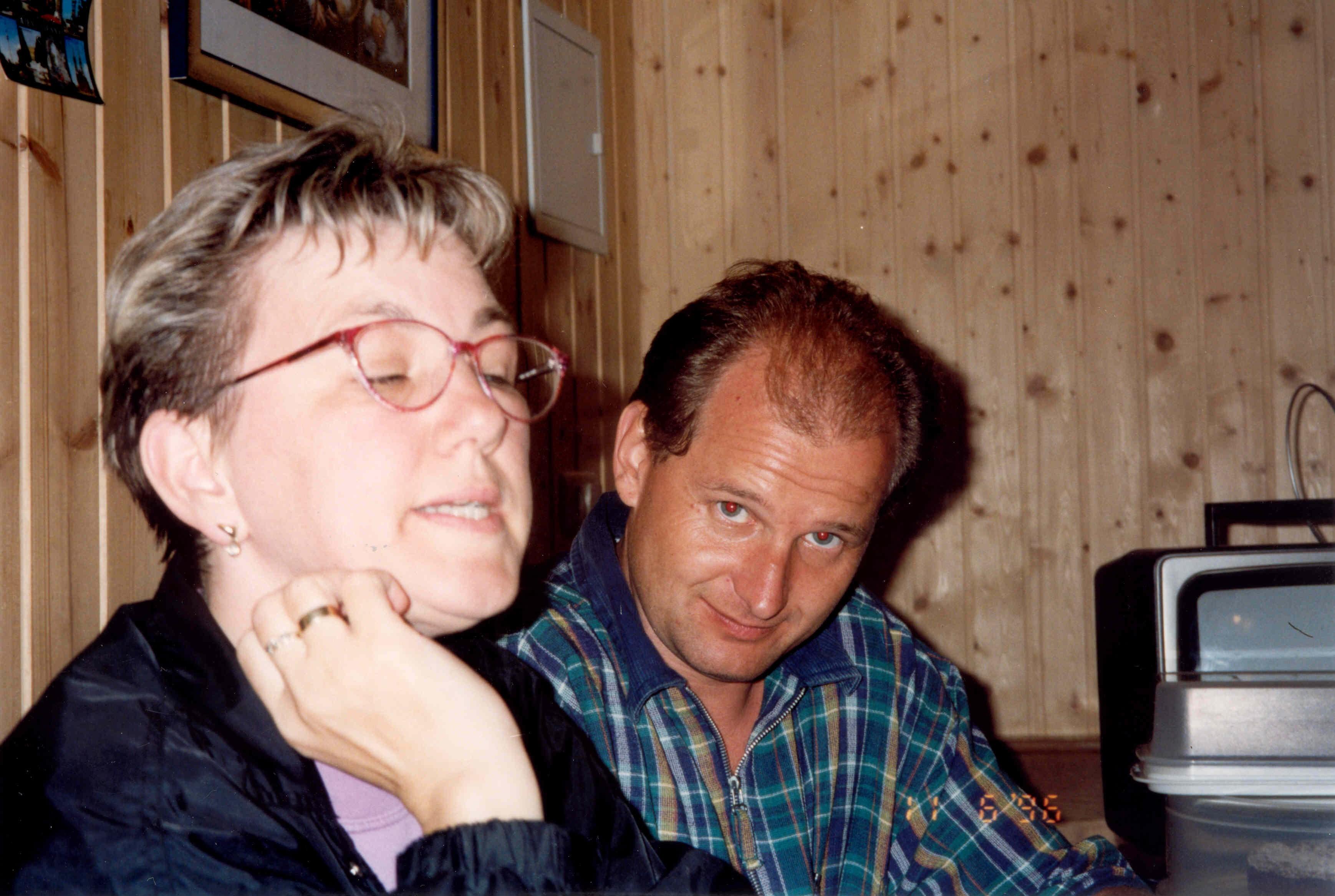 Hüttle Hock 1996