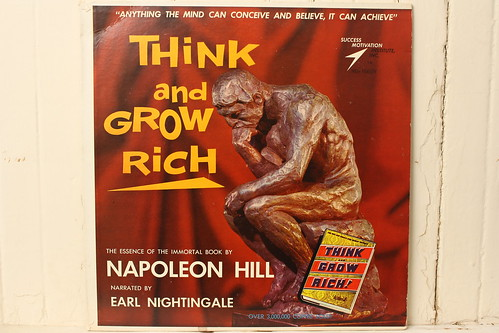 Think And Grow Rich - Record ( 1961 )