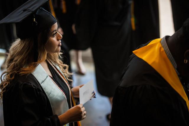 Fall 2019 Commencement Ceremonies: 10am Undergraduate | 12/14/19