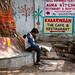 News    (tags:    india indian people holy tree varanasi street    )